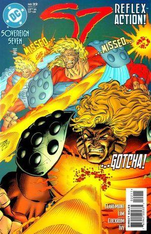 SOVEREIGN SEVEN (1995) #22