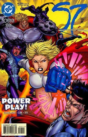 SOVEREIGN SEVEN (1995) #25