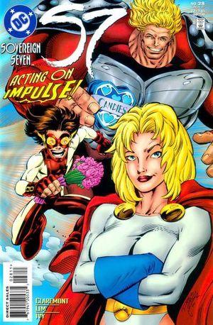 SOVEREIGN SEVEN (1995) #28