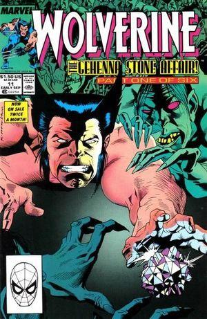 WOLVERINE (1988 1ST SERIES) #11