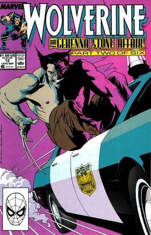 WOLVERINE (1988 1ST SERIES) #12