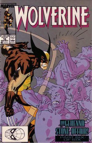 WOLVERINE (1988 1ST SERIES) #16