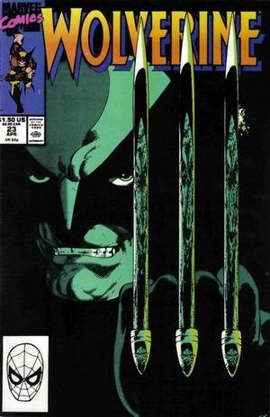 WOLVERINE (1988 1ST SERIES) #23