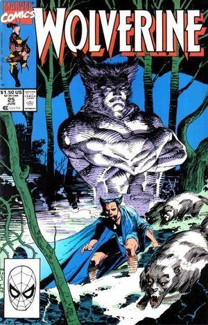 WOLVERINE (1988 1ST SERIES) #25