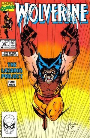 WOLVERINE (1988 1ST SERIES) #27