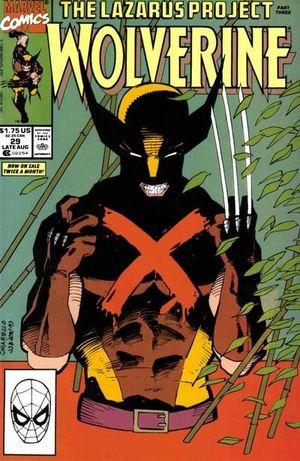 WOLVERINE (1988 1ST SERIES) #29