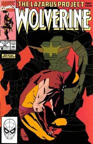 WOLVERINE (1988 1ST SERIES) #30