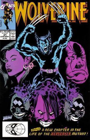WOLVERINE (1988 1ST SERIES) #31