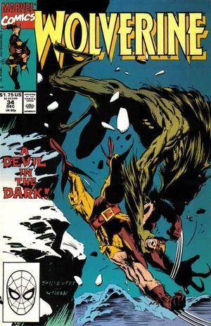 WOLVERINE (1988 1ST SERIES) #34