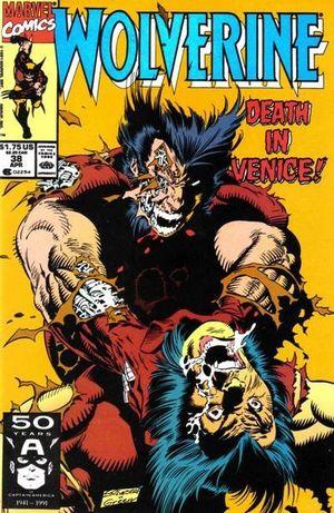 WOLVERINE (1988 1ST SERIES) #38