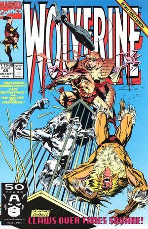 WOLVERINE (1988 1ST SERIES) #45