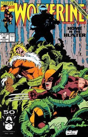 WOLVERINE (1988 1ST SERIES) #46