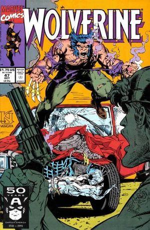 WOLVERINE (1988 1ST SERIES) #47