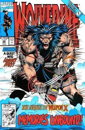 WOLVERINE (1988 1ST SERIES) #48