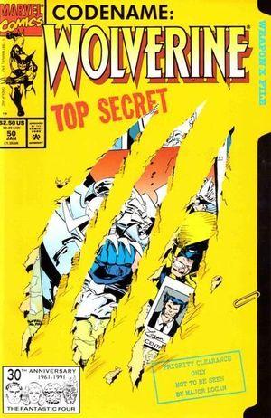 WOLVERINE (1988 1ST SERIES) #50