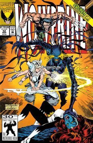 WOLVERINE (1988 1ST SERIES) #52