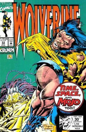 WOLVERINE (1988 1ST SERIES) #53