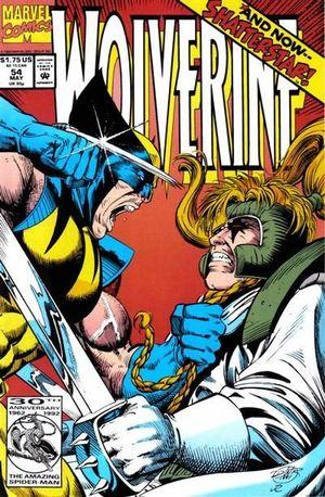 WOLVERINE (1988 1ST SERIES) #54