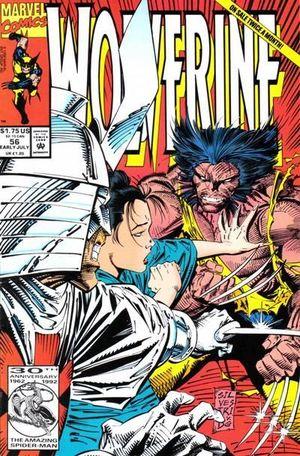 WOLVERINE (1988 1ST SERIES) #56