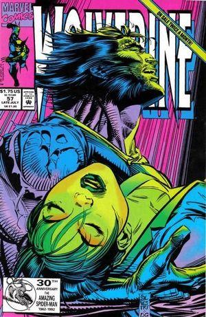 WOLVERINE (1988 1ST SERIES) #57