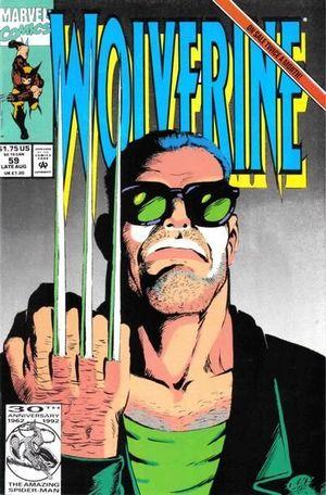 WOLVERINE (1988 1ST SERIES) #59