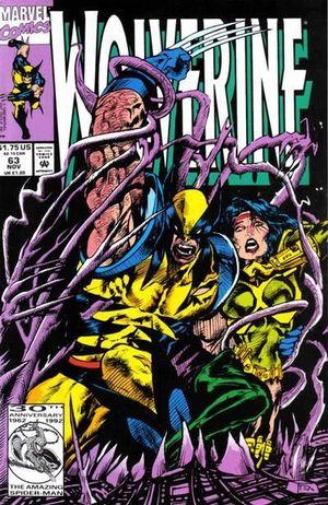 WOLVERINE (1988 1ST SERIES) #63