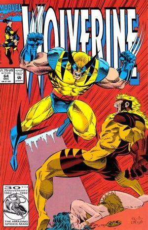 WOLVERINE (1988 1ST SERIES) #64