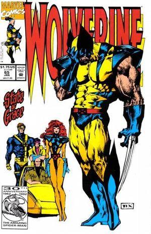 WOLVERINE (1988 1ST SERIES) #65