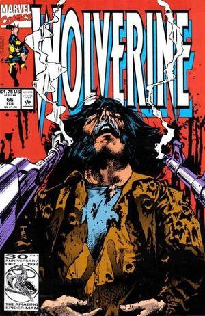 WOLVERINE (1988 1ST SERIES) #66