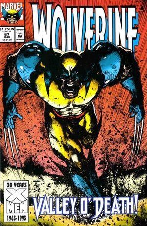 WOLVERINE (1988 1ST SERIES) #67