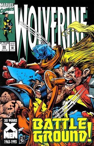 WOLVERINE (1988 1ST SERIES) #68