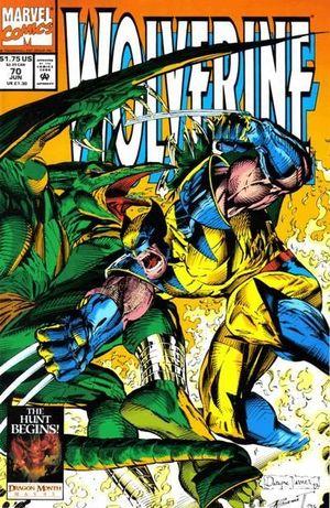WOLVERINE (1988 1ST SERIES) #70