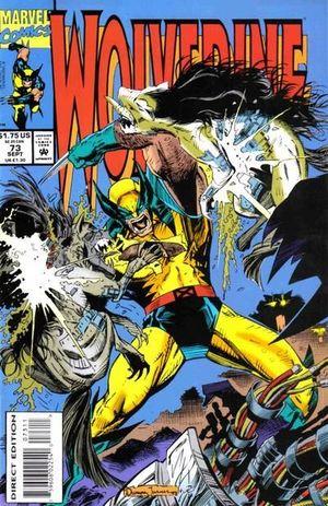 WOLVERINE (1988 1ST SERIES) #73