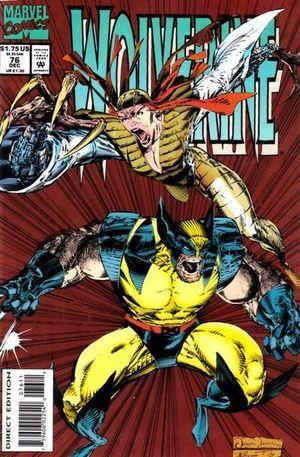 WOLVERINE (1988 1ST SERIES) #76