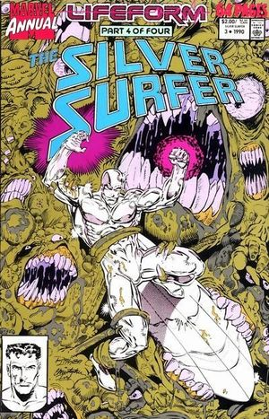 SILVER SURFER ANNUAL (1987 2ND SERIES) #3