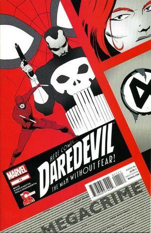 DAREDEVIL (2011 3RD SERIES) #11