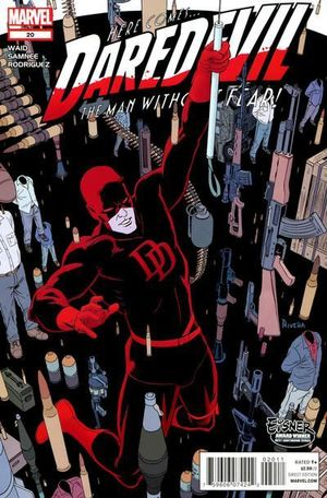 DAREDEVIL (2011 3RD SERIES) #20