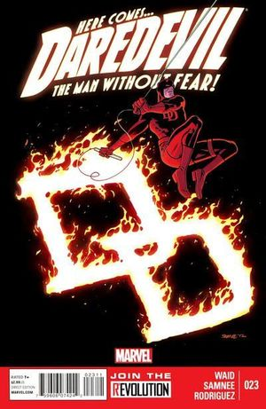 DAREDEVIL (2011 3RD SERIES) #23
