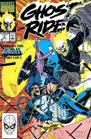 GHOST RIDER (1990 2ND SERIES) #5