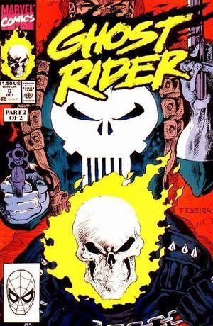 GHOST RIDER (1990 2ND SERIES) #6