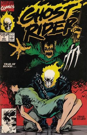 GHOST RIDER (1990 2ND SERIES) #7