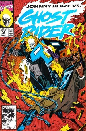 GHOST RIDER (1990 2ND SERIES) #14