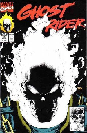 GHOST RIDER (1990 2ND SERIES) #15