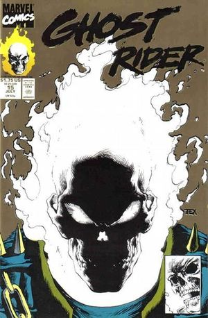 GHOST RIDER (1990 2ND SERIES) #15REP