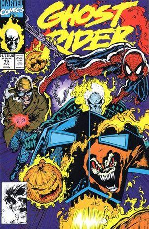 GHOST RIDER (1990 2ND SERIES) #16