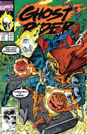GHOST RIDER (1990 2ND SERIES) #17