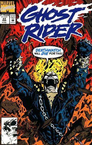 GHOST RIDER (1990 2ND SERIES) #23