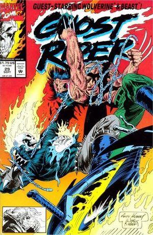 GHOST RIDER (1990 2ND SERIES) #29