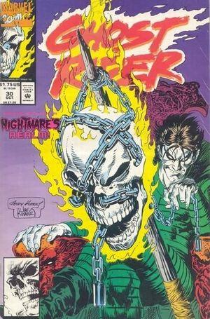GHOST RIDER (1990 2ND SERIES) #30