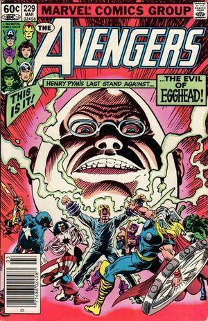 AVENGERS (1963 1ST SERIES) #229